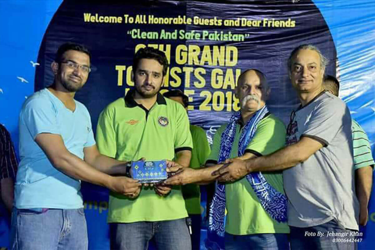 6th Grand Tourists Gala by CRC May 12, 2018. UCP Sports complex, Canal road, Lahor